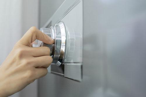 business safe or vault
